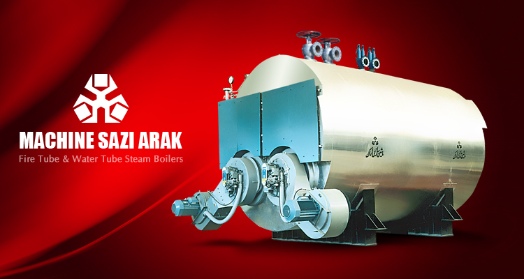 The first and largest producer of steam boilers and hot water in Iran and the Middle East